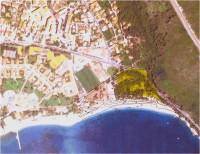 Budva land plot Podostrog