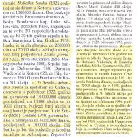 Historical Lexicon Montenegro