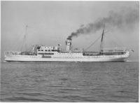 La nave Lovcen