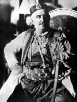 Nikola Petrovic King of Montenegro