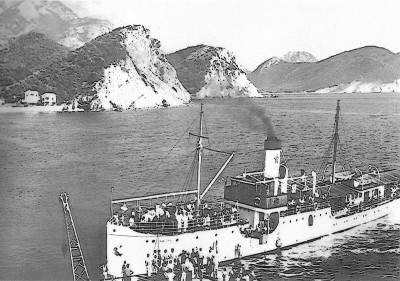 Herceg Novi ship