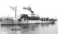 nave Morava - Bar