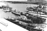navi a Spalato
